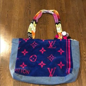 Handbags - Handmade beach bag